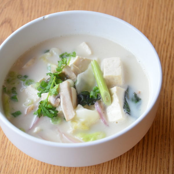 TOM KAH GAI(COCONUT MILK)